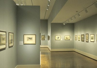 Paneles para museos