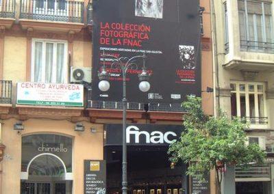 Impresión digital: Fnac Valencia