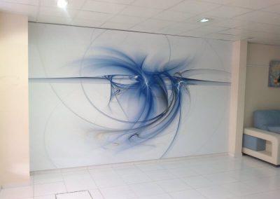 Murales de vinilo digital