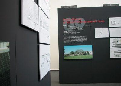 Rotulación de exposiciones vinilo corte y digital