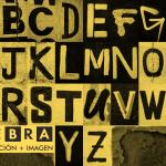 Crean una tipografía a partir de los graffitis del Muro del Berlín
