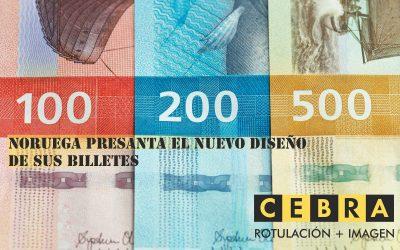 Nuevo diseño para los billetes de Noruega