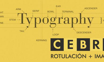 Como dominar las bases de la tipografía