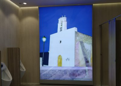 Luminosos decorativos y señalización: Aena Aeropuerto de Ibiza