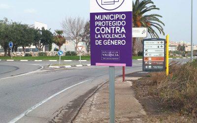 Señalización vial: Ayuntamiento de Puzol