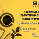 5 Manuales de identidad gráfica para inspirarte