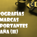 Las tipografías de las marcas mas importantes en España (II)