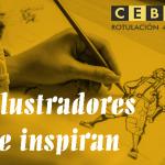 5 Ilustradores que inspiran
