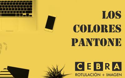 ¿Qué son los colores Pantone?