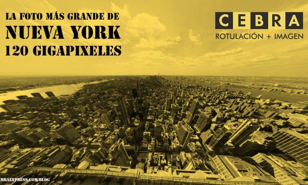 La foto más grande de Nueva York
